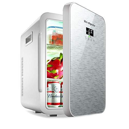 ZLY Auto-Kühlbox Dual-Voltage-Auto-Kühlschrank 12V / 220-240V für Auto und Zuhause, tragbares Auto kühl und warm elektrische Kühlbox, 20L DC Coolbox für Reisen und Camping -