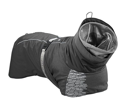 Hurtta Extreme scaldino Dog Coat, granito