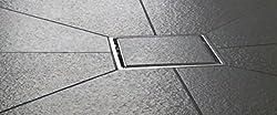 Vida Square Insert Tile Drain