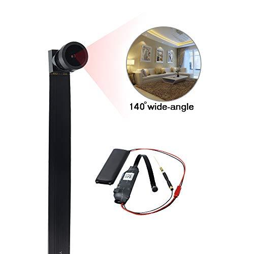 UYIKOO 8GB Mini Kamera 1080P HD Videokamera Wlan IP Recorder Kamera Home Security Nanny Cam Bewegungserkennung für iPhone / Android Remote View