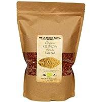 1.5 kg Quinoa roja orgánica integral, pura, limpia, cruda, ...