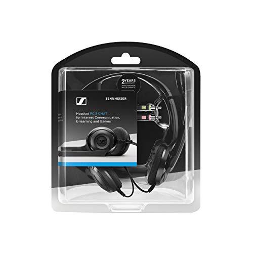 Sennheiser PC 3 Chat On-Ear Headphone with Mic Image 11