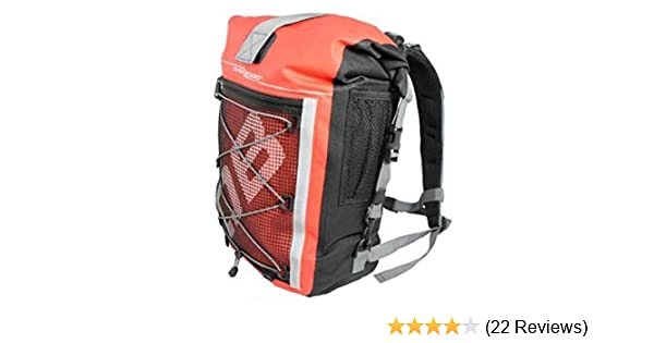 9a42442c0f OverBoard Waterproof 30 LTR Pro-Sports Backpack - Red  Amazon.co.uk  Sports    Outdoors