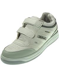 DEMAX. Deportivo Sneaker Cierre Velcro Anchas Cómodas para Hombre - Modelo  P802 6f96617daa72