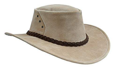 Kakadu Traders Australia - Chapeau Western - Homme - Beige - Medium