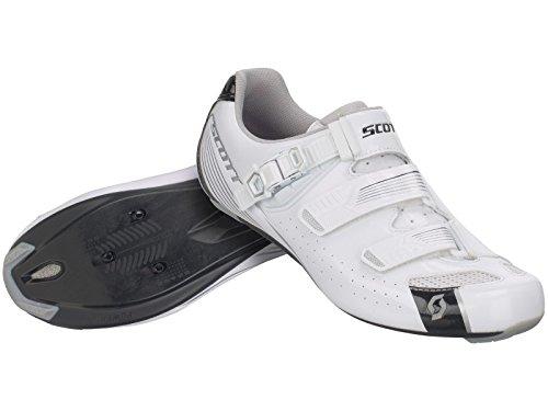 Scott Scott Road Pro Damen Rennrad Fahrrad Schuhe weiß/schwarz 2018: Größe: 40