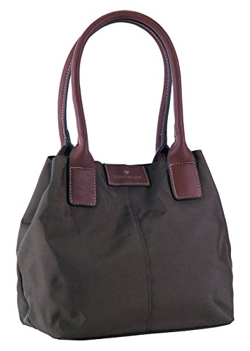Tom Tailor Acc Womens MIRI Shopper klein Shopper Brown Braun (braun 29)...