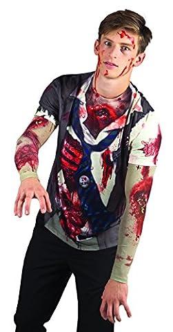Tee-shirt costume de zombie