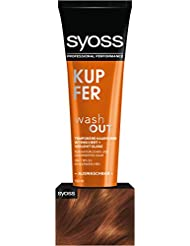 Syoss Wash Out Kupfer Stufe 0, 2er Pack (2 x 150 ml)