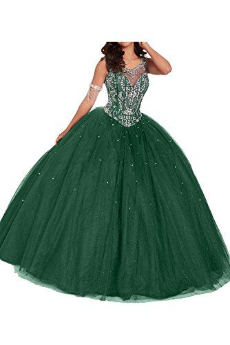 Ivydressing - Robe - Femme Vert foncé