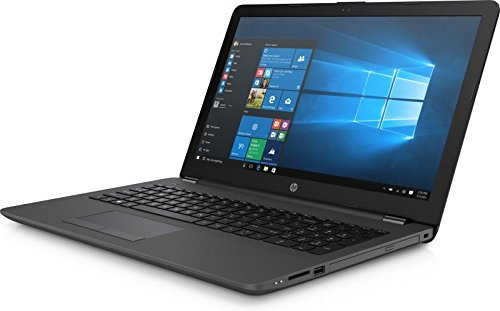 HP 250 G6 i5 Laptop, Intel Core i5-7200U 2.5GHz, 4GB RAM, 128GB SSD, 15.6