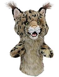 Daphne 's Bobcat Novelty funda para Driver de golf, Unisex, Bobcat, beige, No se aplica
