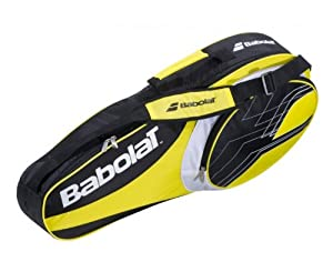 BABOLAT Club Line Tennis Bag/3-Piece, 74 x 33 x 14 cm Review 2018 from Babolat