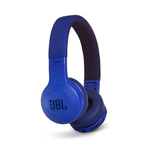 JBL E45BT Wireless Bluetooth Headphone (Blue)