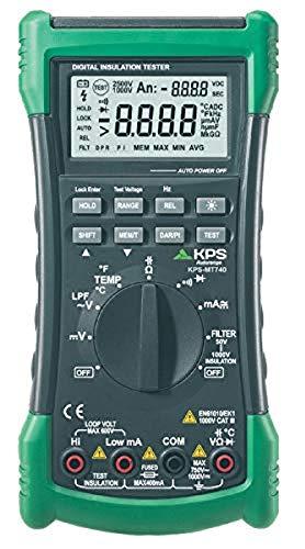 Multimetro digital KPS-MT740