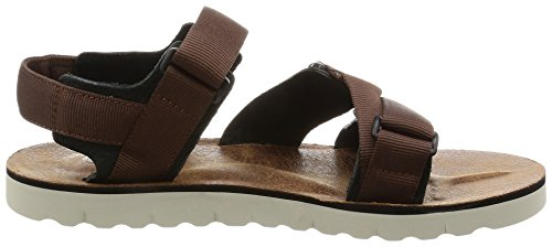 Timberland Pierce Point Sandal Brown marrone
