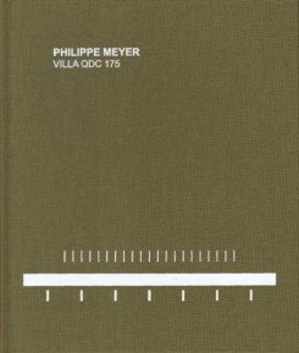 Philippe Meyer - Villa Qdc 175