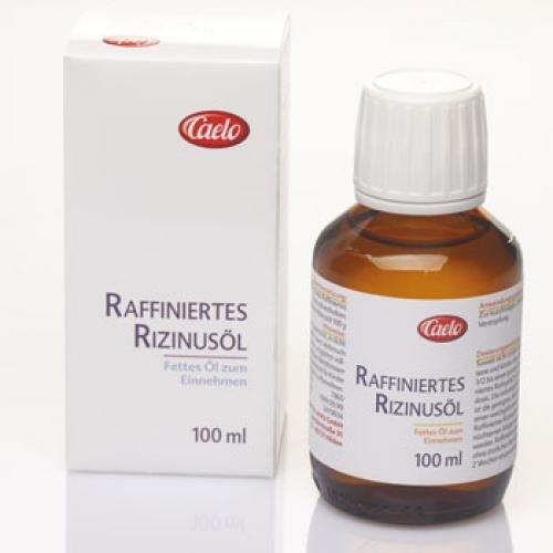 Rizinusöl Raffiniert Caelo Hv-Packung, 100 ml