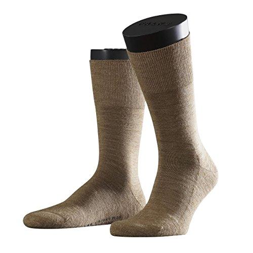 Preisvergleich Produktbild Falke City Herren Socken Airport Plus 3er Pack, Größe:41/42;Farbe:nutmeg melange