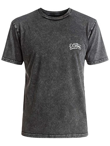 Herren T-Shirt DC Neon Flow T-Shirt Black
