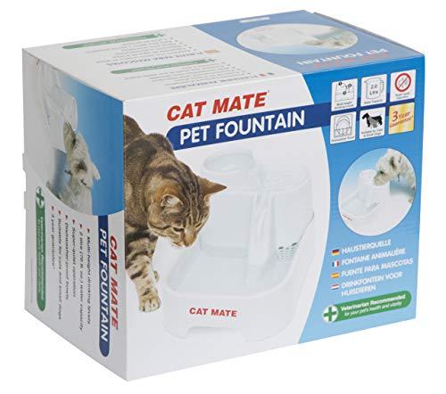 PetMate 80850 Cat Mate Katzen Trinkbrunnen - 2