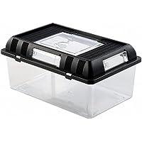 Reptil Cría caja omem caja de piel de serpiente, el Criadero Box, adecuado para serpiente, lagartos, Lions mane, Reptiles