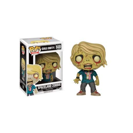Funko 599386031 - Figura Call of Duty - spaceland Zombie