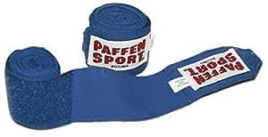 Paffen Sport ALLROUND Boxbandagen nach AIBA-/DBV-Norm; 3,5 m; blau