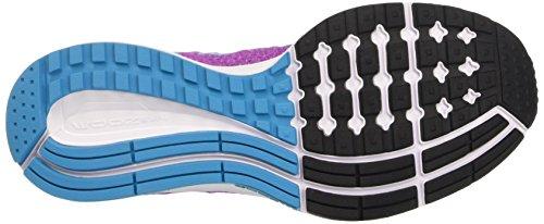 Nike Wmns Air Zoom Pegasus 32, Scarpe da Ginnastica Donna Viola (Hyper Violet/Gmm Bl/White/Blk)