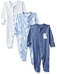 Mothercare Baby Boys' Regular Fit Sleepsuit