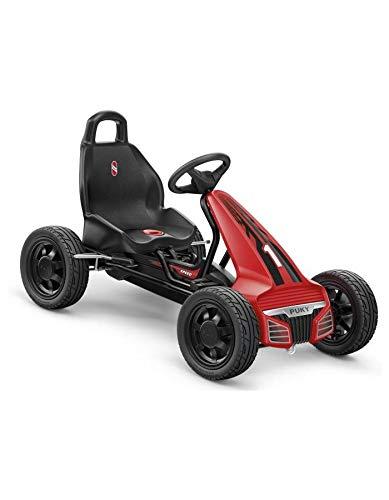 Puky 3640 F 550 L - Kart rojo y negro