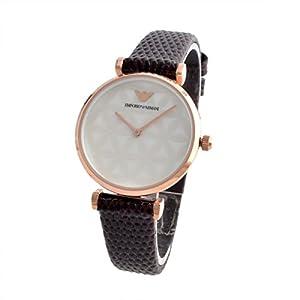 Emporio Armani Reloj para Mujer de Cuarzo con Correa en Cuero AR1990