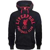 Liverpool FC - Herren Fleece-Hoody mit Grafik-Print - Offizielles Merchandise - Geschenk für Fußballfans