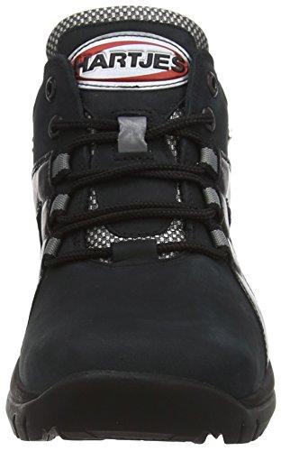 Hartjes Fitness Walking Uni, Chaussures de Handball Américain Mixte Adulte bleu (ocean/schwarz 12,01)
