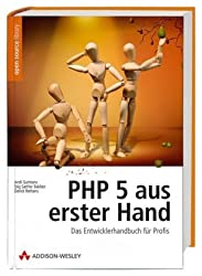 PHP 5 aus erster Hand (Open Source Library)
