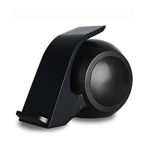 L&Z 10W Fast Qi Wireless Charger Bluetooth-Lautsprecher Mit NFC-Funktion/AUX externes Audio Ladegerät kabelloses Induktive Ladestation Schnellladestation für iPhone X/8/8 Plus Samsung Galaxy S9/S8