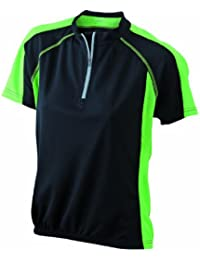 James & Nicholson Damen T-Shirt Bike T-shirt