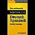 Das umfassende Wörterbuch Deutsch-Spanisch: 55.000 Einträge (Umfassende Wörterbücher 10)