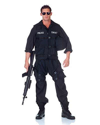 Männer Kostüm S.W.A.T. (E Kostüme W)
