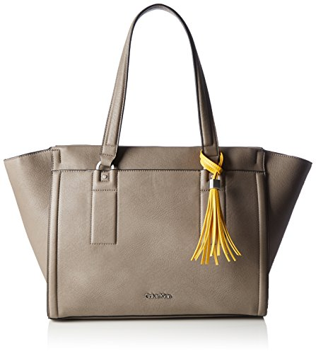 Calvin Klein Jeans ROBYN LARGE TOTE, shoppers Beige - Beige (FUNGI/TORCH 908 908)