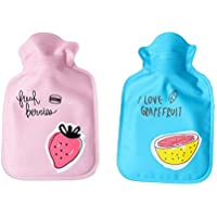 Lelestar Wärmflasche Karikatur klein wärmflasche Wasserbeutel Handwärmer für kinder preisvergleich bei billige-tabletten.eu