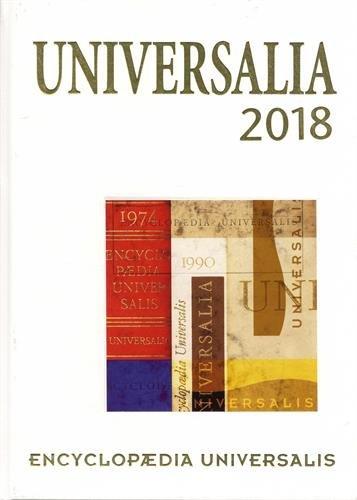 Universalia : Les personnalités, la politique, les connaissances, la culture en 2017
