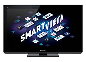 Panasonic Smart VIERA TX-P42VT30B 42-inch Full HD 1080p 3D 600Hz Internet-Ready Plasma TV with Freeview HD and Freesat HD (Installation Recommended)