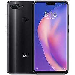 Xiaomi Mi 8 Lite 4GB RAM 64GB Dual SIM Smartphone Profundo Gris - EU