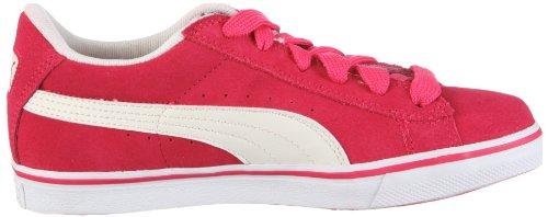 Puma Puma S Vulc Jr 350732 Unisex-Kinder Sneaker Pink/raspberry-whisper white