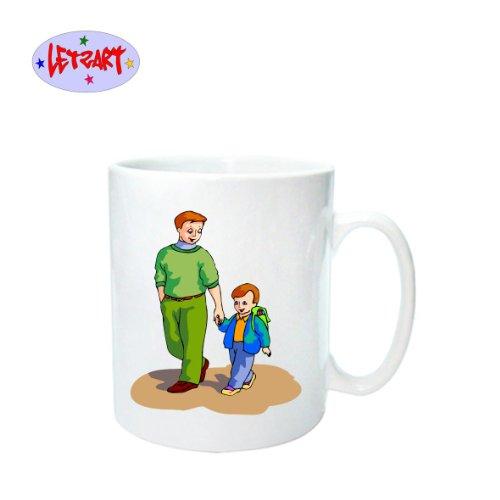 Tè o Caffè Tazza del mondo Best Dad-Walking