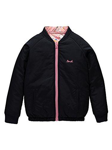 Reversible Jacke (Bench Mädchen Reversible AOP Bomber Jacke, Rosa (Light Pink Pk096), 152 (Herstellergröße: 11-12))
