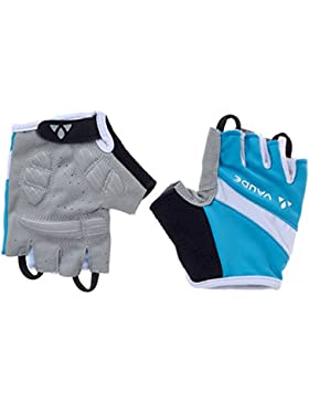 VAUDE Women 's Active Gloves–Guantes para mujer, mujer, color Spring Blue, tamaño XS