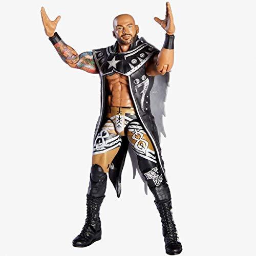 WWE GCL53 - 15 cm Elite Figur Riccochet (Figuren Wwe Mattel)