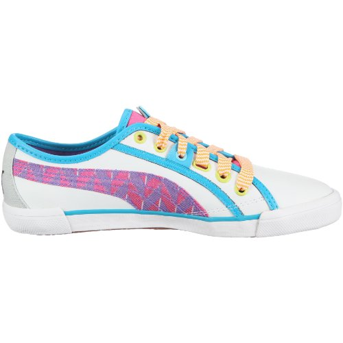 Puma - Corsica Tribal Wn's, Scarpe basse Donna Rosa (Pink/white-shocking pink)